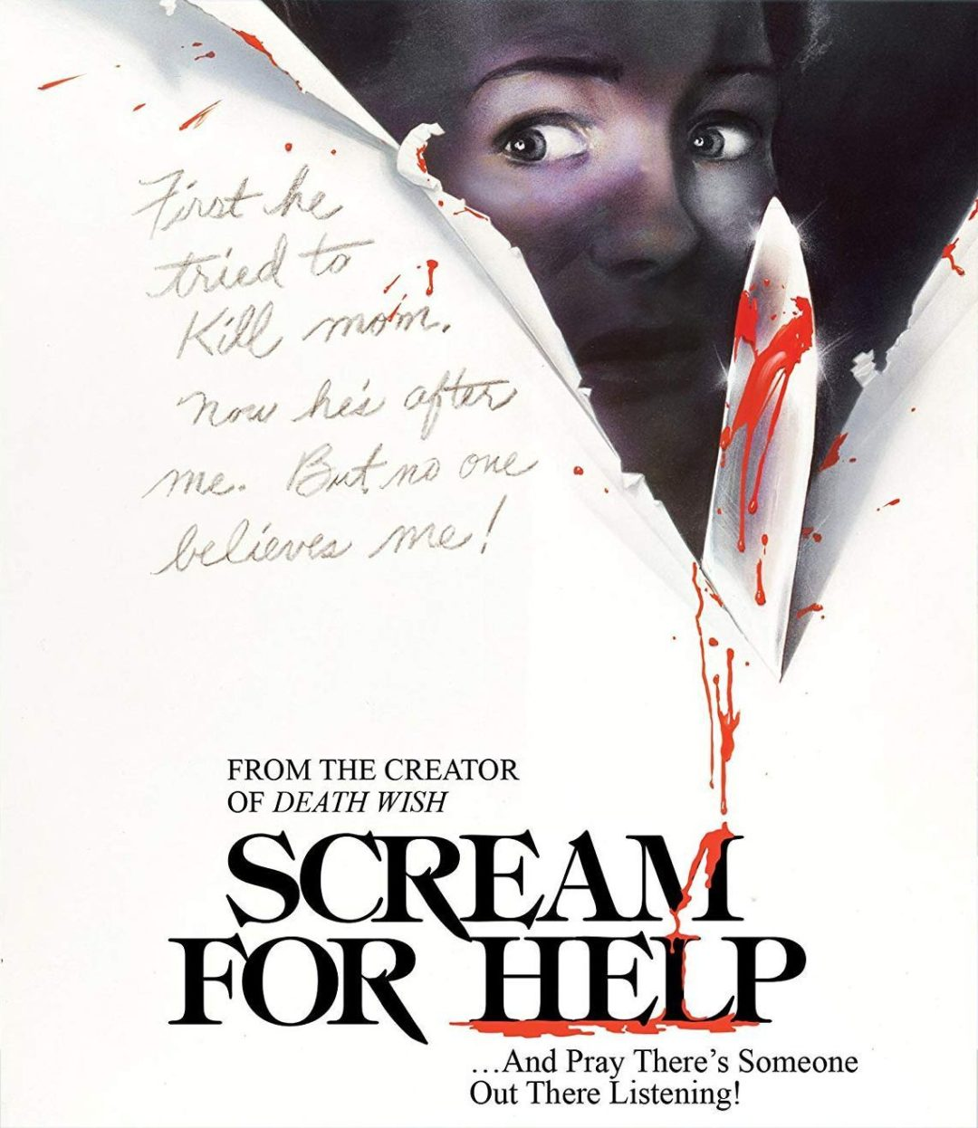 scream for help movie poster 1984