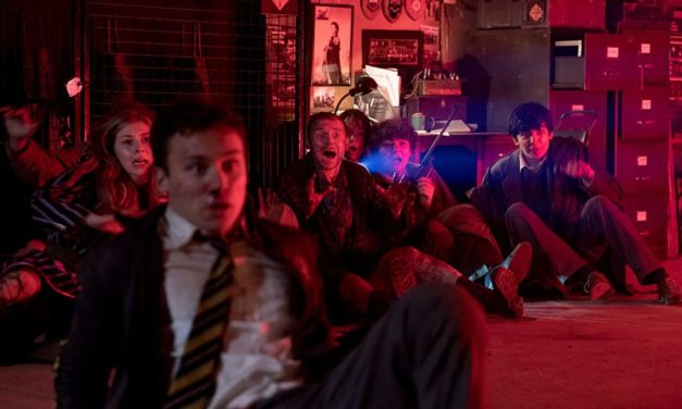 [Review] SLAUGHTERHOUSE RULEZ is a Gory Giggle-Fest that's Slow to Rouse