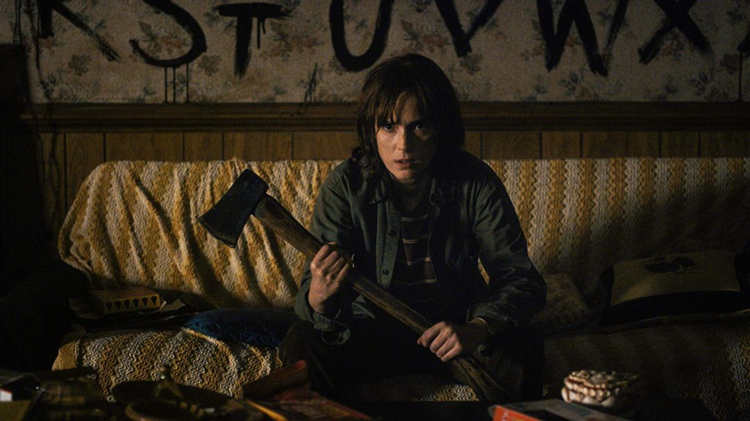 Return To The Upside Down in STRANGER THINGS Season 4