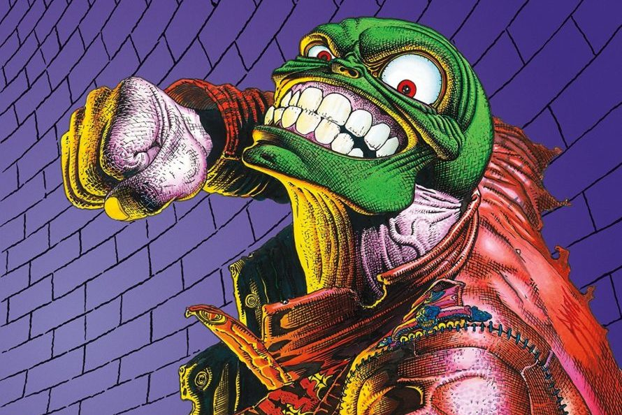 How Jim Carrey's THE MASK Could Have Been (and Should Have Been) A Horror Movie