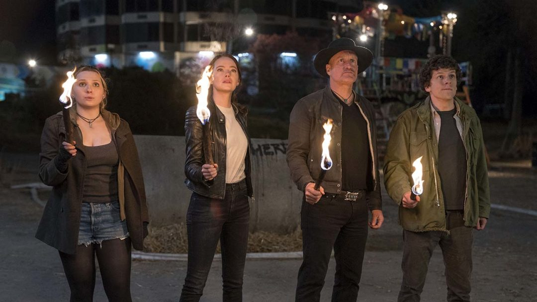 ZOMBIELAND: DOUBLE TAP Brings Zombie Killing To The Capital in First Trailer