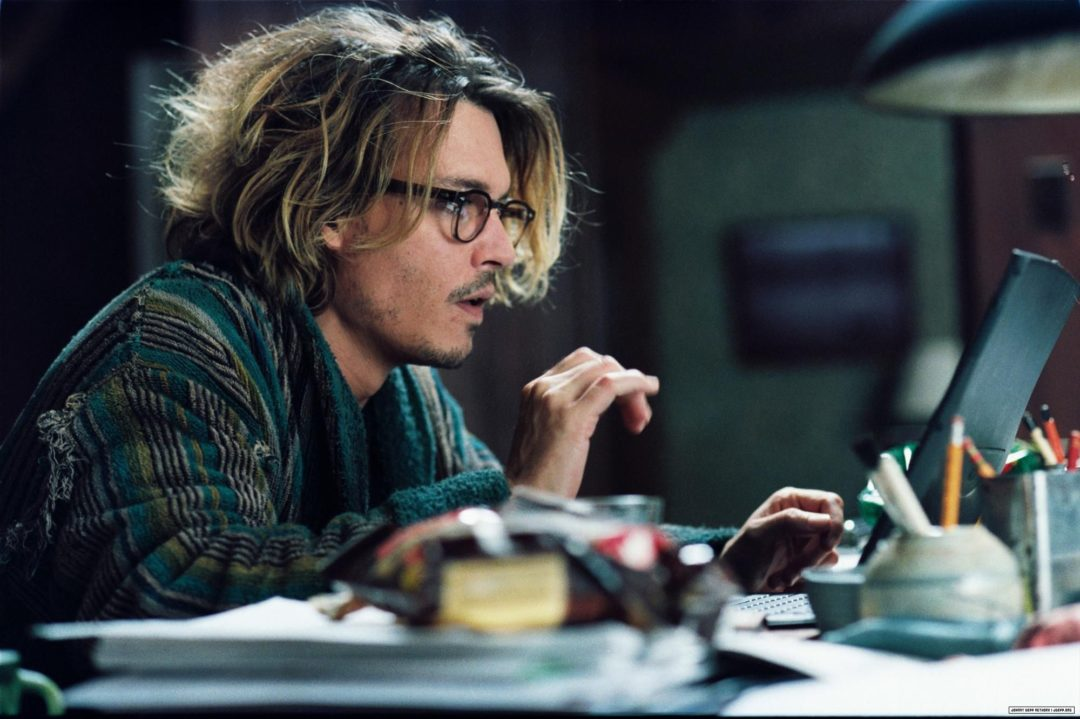 Mort Rainey in Secret Window (2004)