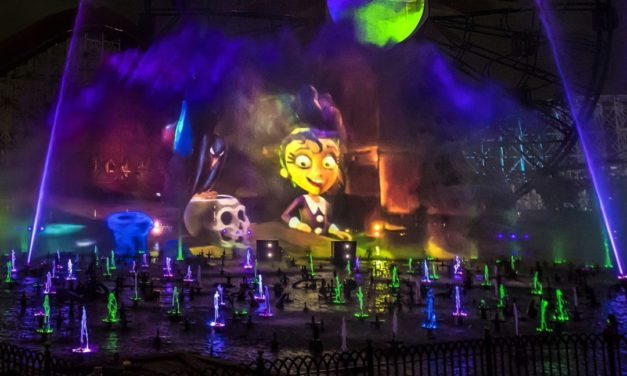"""Disney Introduces """"Anti-Princess"""" Shelley Marie for Oogie Boogie Halloween Bash at Disneyland"""