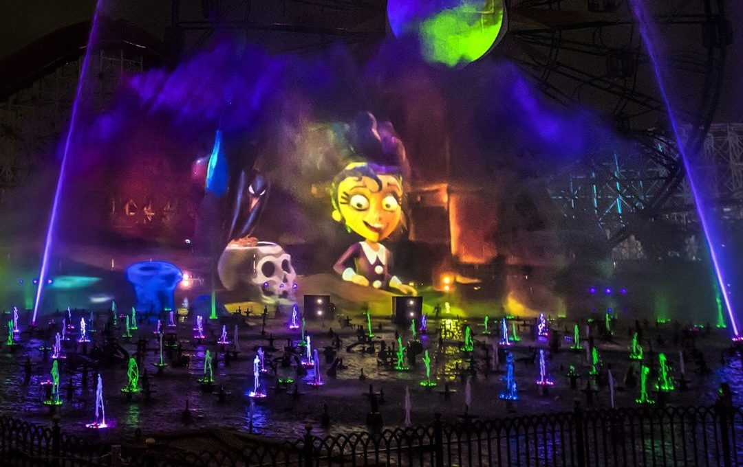 "Disney Introduces ""Anti-Princess"" Shelley Marie for Oogie Boogie Halloween Bash at Disneyland"