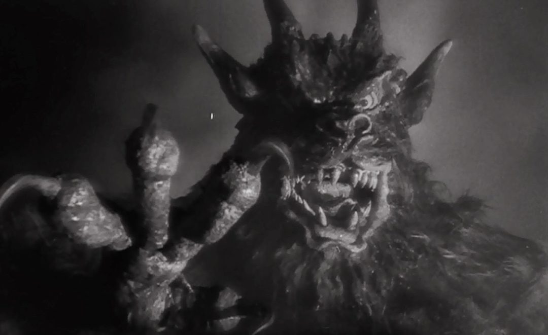 [Silver Screams] NIGHT OF THE DEMON (1957) A Chilling British Horror and Stephen King Favorite