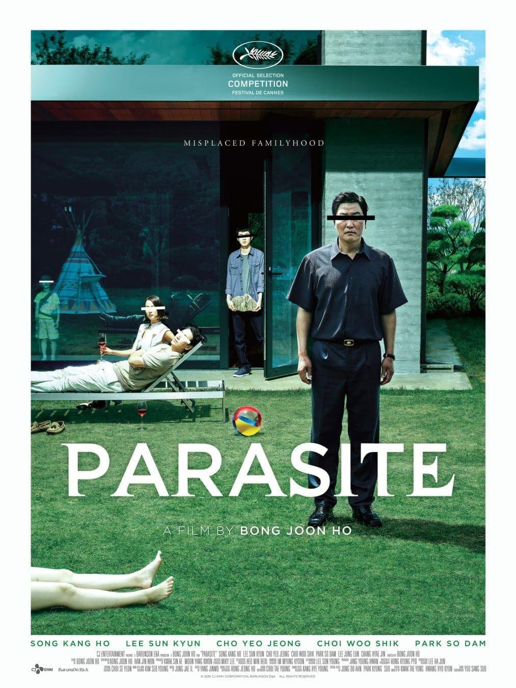 parasite poster 2019