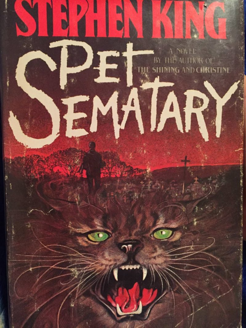 pet sematary first edition