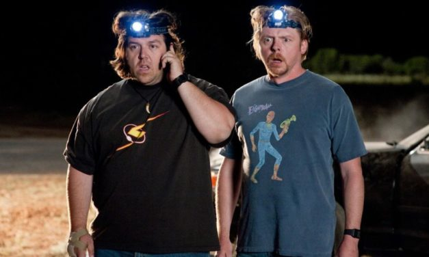 Simon Pegg & Nick Frost Horror Comedy TRUTH SEEKERS Coming to Amazon Prime!