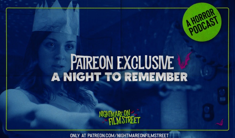 patreon horror podcast jennifer's body the loved ones nightmare on film street