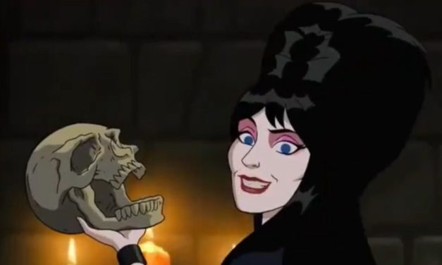 Horror Icon Elvira Makes A Guest Appearance In SCOOBY DOO: RETURN TO ZOMBIE ISLAND