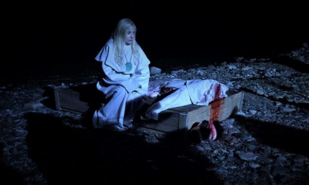 First Look at Barbara Crampton In Lovecraftian Horror THE COLOUR OF MADNESS