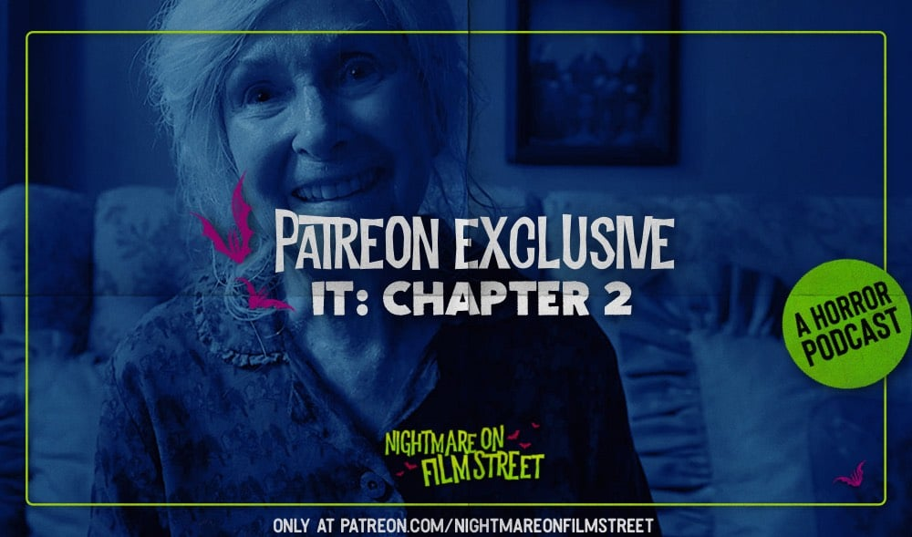 it chapter 2 movie podcast nightmare on film street horror review