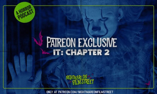 [Podcast] IT: CHAPTER 2 – Drive Home from the Drive-In (Patreon Exclusive)