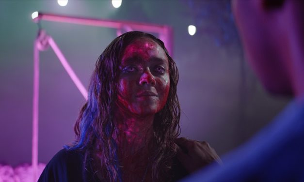 [Fantastic Fest 2019 Review] The Cosmic Insanity of COLOR OUT OF SPACE Will Creep Into Your Life and Feast on Your Mind
