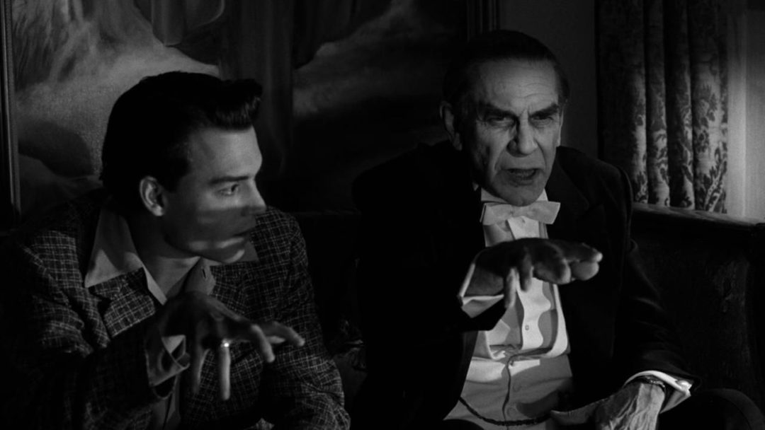 ED WOOD & Tim Burton's Homage To A Kindred Spirit