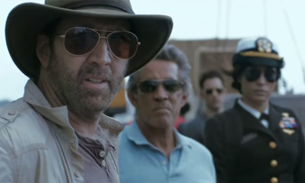 Nic Cage Battles Jaguars and Assassins in New PRIMAL Trailer