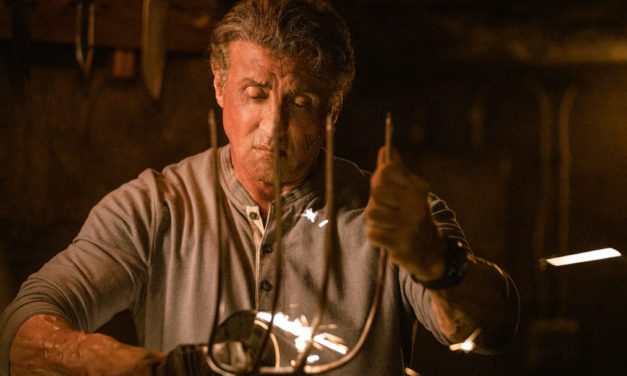 RAMBO Goes Horror, Takes 3rd Place at Weekend Box-Office