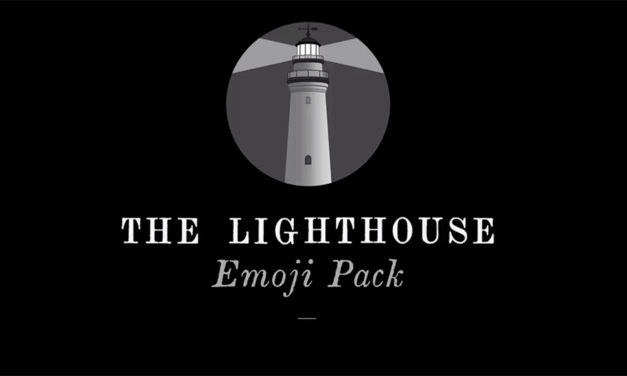 A24 Shines Light on New Emoji Pack for THE LIGHTHOUSE