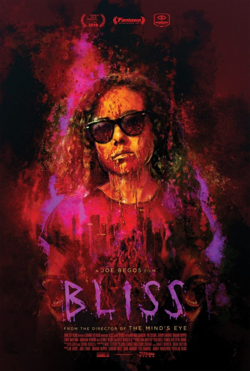 Joe Begos' Trippy Vampire Film BLISS is Coming to Blu-Ray in November