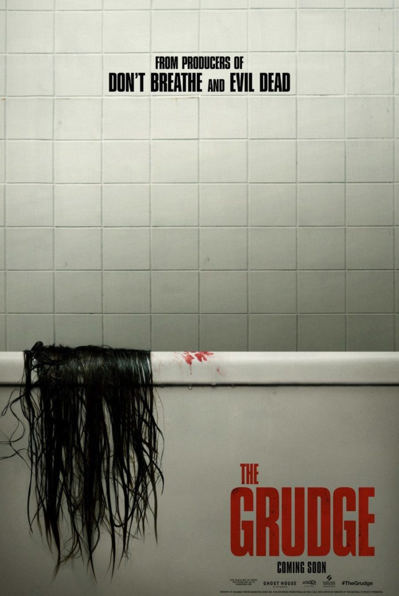 Surprise? THE GRUDGE Reboot Lands R Rating