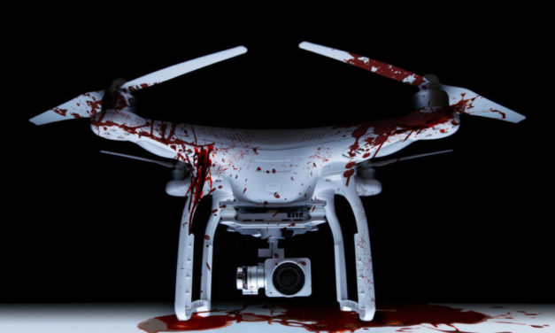 [Review] THE DRONE Hovers Just Below Over-the-Top Greatness