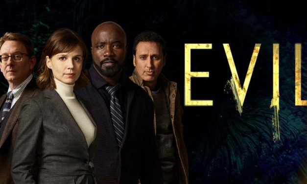 CBS's EVIL is Coming Back for Season 2