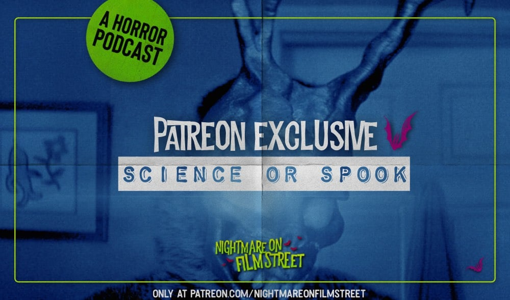 [Podcast] Science or Spook? DONNIE DARKO vs. THE BUTTERFLY EFFECT (Patreon Exclusive)