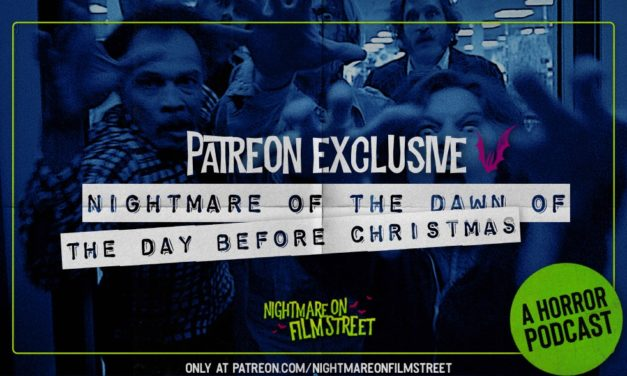 [Podcast] Nightmare of the Dawn of the Day Before Christmas [Patreon Exclusive]