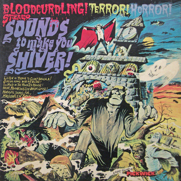 Spooky Spins: The Top 10 Horror Novelty Records of Yesteryear