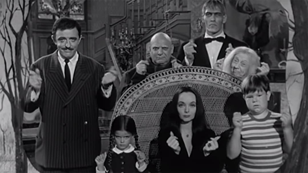 Get Creepy and Kooky With THE ADDAMS FAMILY Full Episodes on YouTube