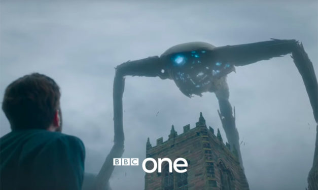 [Trailer] The World Ends in the 1890's with BBC's THE WAR OF THE WORLDS