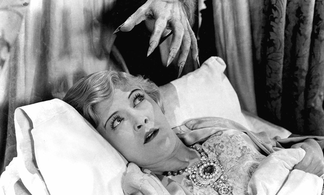 [Silver Screams] THE CAT AND THE CANARY (1927) — A Delightful and Influential Universal Horror