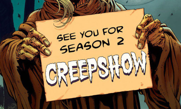 Shudder's Horror-Anthology Series CREEPSHOW Renewed for A Second Season