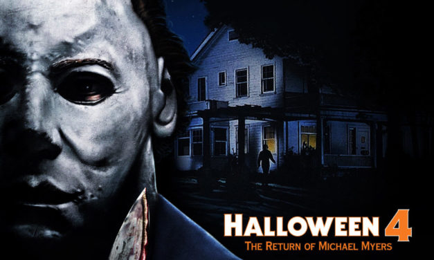 [Written in Blood] A Deadly Magic: The Novelization of HALLOWEEN IV: THE RETURN OF MICHAEL MYERS