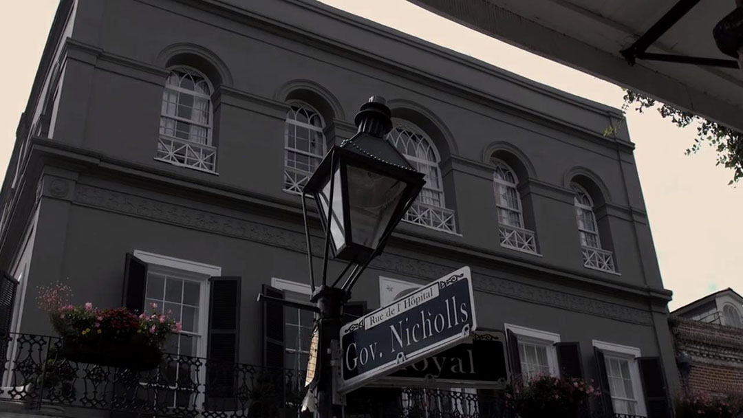 New LaLaurie Mansion Horror Franchise Announced From THE CONJURING Writers