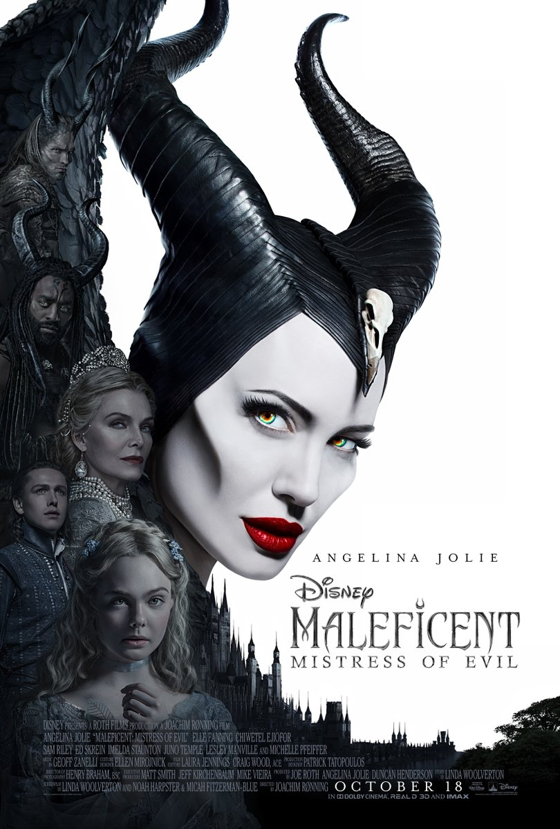 [Review] Disney Tries Something Different with MALEFICENT Sequel: Originality!