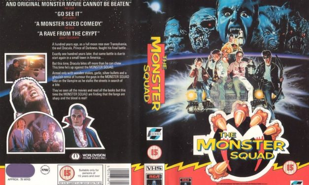 [Video Vault] Fred Dekker's Wacky Adventures of THE MONSTER SQUAD