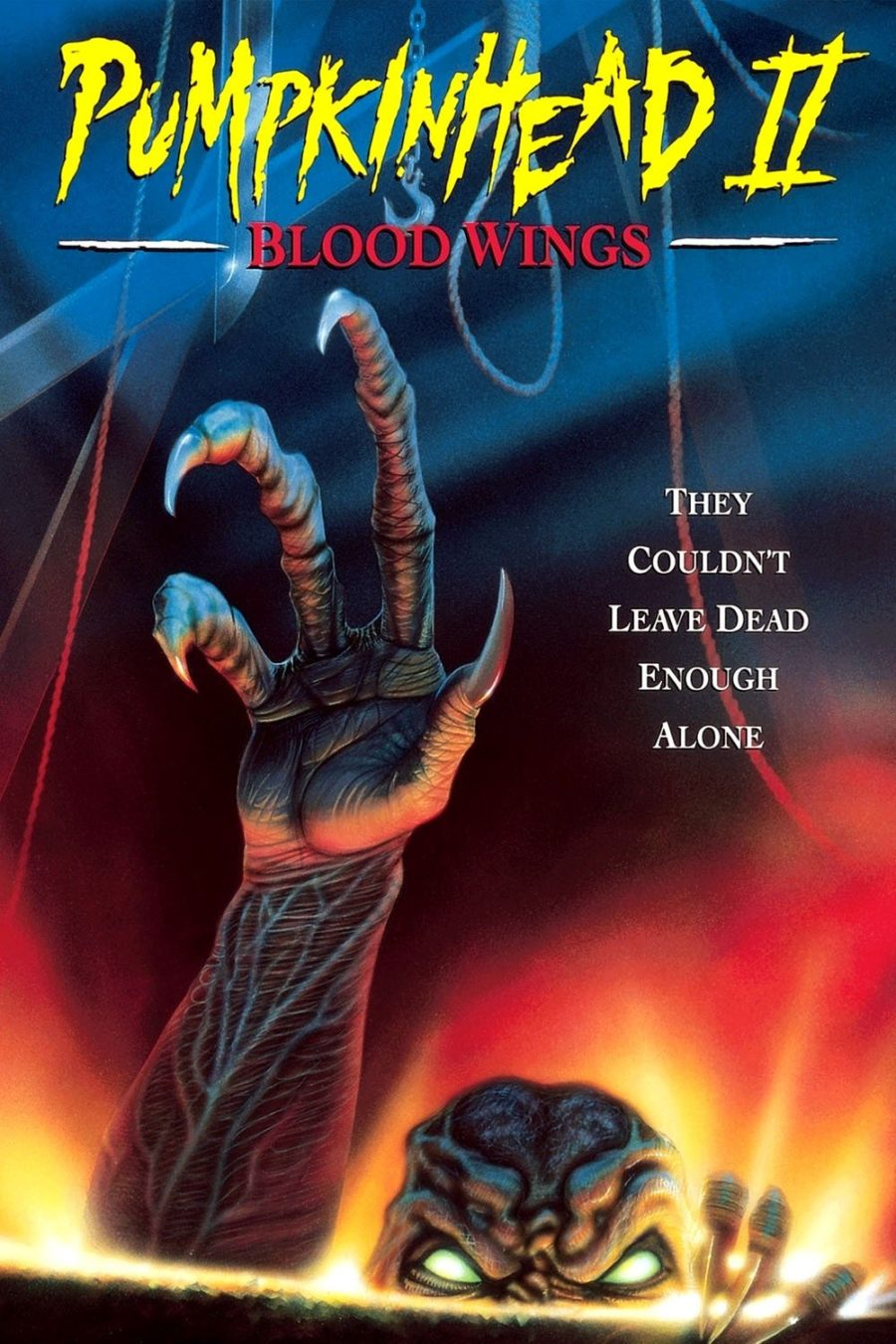 Revisiting 90s Direct-to-Video Terror PUMPKINHEAD II: BLOOD WINGS