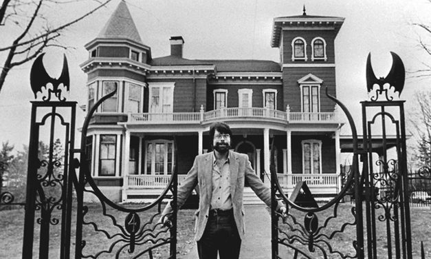 [UPDATE] Stephen King's Spooky House to Become Spooky Museum, Spooky Writer's Retreat