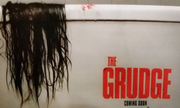 You Go Ahead, Let Your Hair Down: New GRUDGE Scares Up A Poster