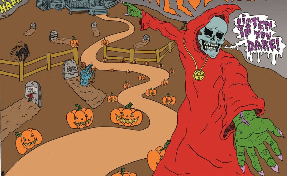 Spice Up Your Halloween Playlist with Sean Keller's THE KILLER SOUNDS OF HALLOWEEN
