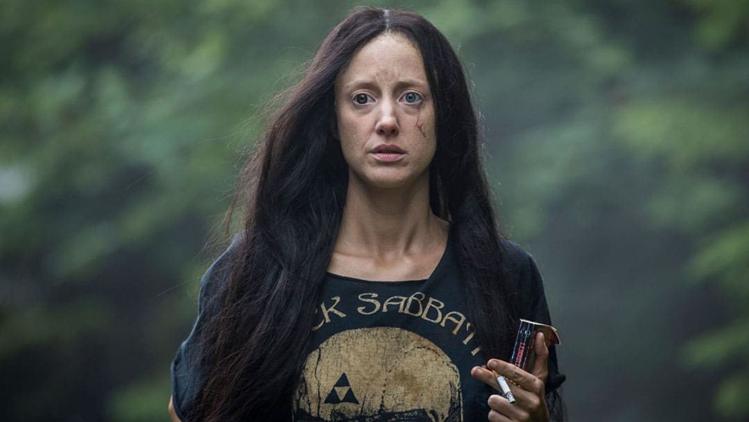 MANDY Star Andrea Riseborough to Lead Supernatural Thriller GEECHEE