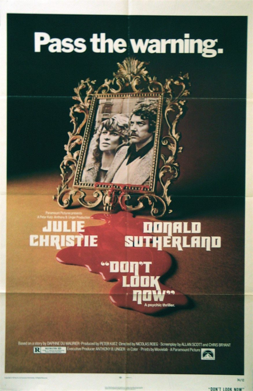 [Terror on The Turntable] DON'T LOOK NOW: Pino Donaggio's Divinely Haunting Scoring Debut
