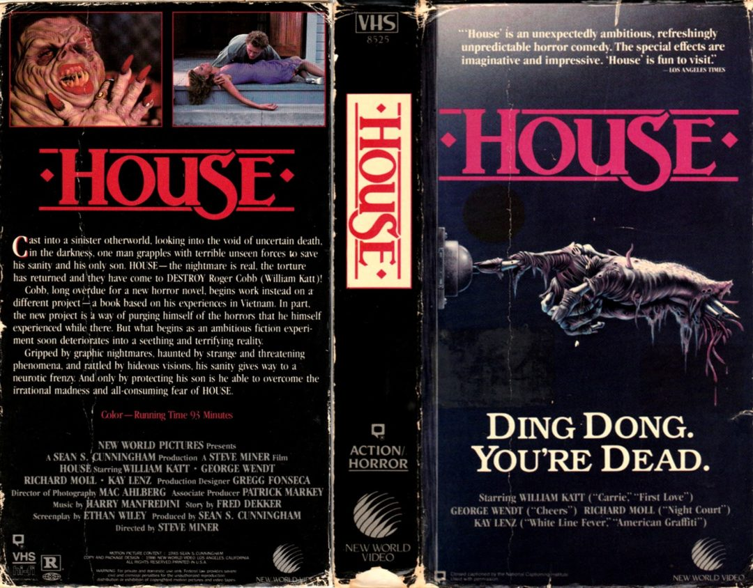 Video Vault Moving In To Steve Miner S Underappreciated House Nightmare On Film Street Then he played ping pong with his own ding dong. steve miner s underappreciated house