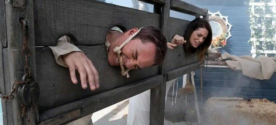 [Review] INTO THE DARK: PILGRIM Graciously Provides Appreciation For Traditional Holiday Horror