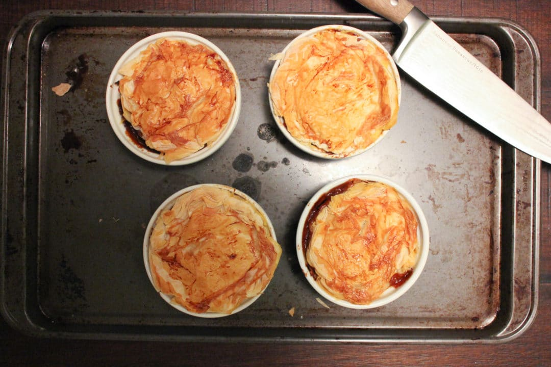 [Witchy Kitchen] Mystery Pot Pies, a KNIVES OUT Recipe To Die For