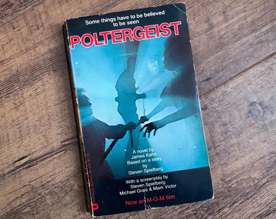 [Written in Blood] This House is Clean: The Novelization of Tobe Hooper's POLTERGEIST