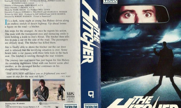 [Video Vault] Thumb A Ride with Robert Harmon's Thrilling THE HITCHER