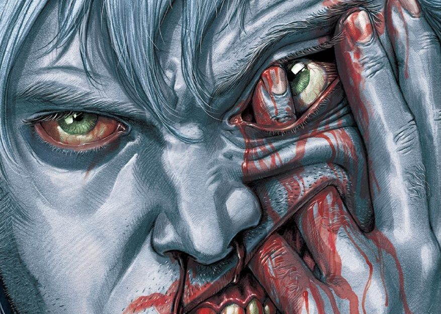 [Graphic] Get Chilly with Dark Horse Comics' Grotesque and Gory COLDER