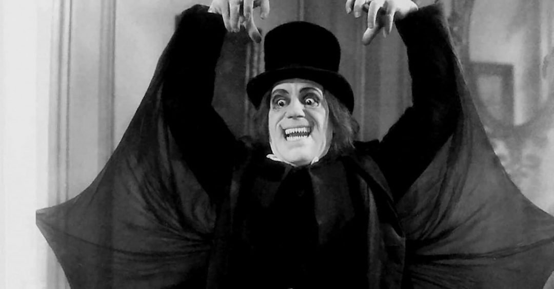 Yester-Fear: The Top 10 Horror Movies of The 1920s